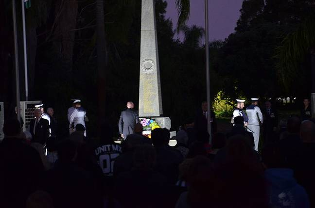 Aussies Encouraged To Stand At Their Driveways Tomorrow Morning For Dawn Service